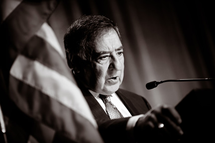 Leon Panetta presented delegates with memorable remarks on global politics and world affairs.